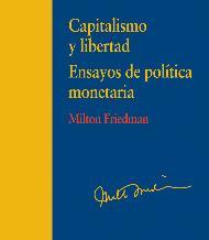 Libro CAPITALISMO Y LIBERTAD