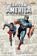 Libro CAPITAN AMERICA: LAS TIRAS DE PRENSA DE 1940