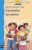 Libro CARAMELOS DE MENTA