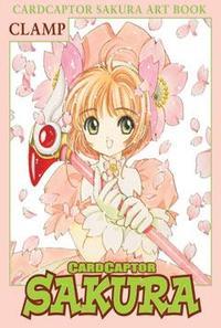 Libro CARDCAPTOR SAKURA ART BOOK 1: CLOW CARDS