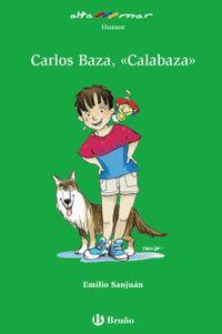 Libro CARLOS BAZA CALABAZA