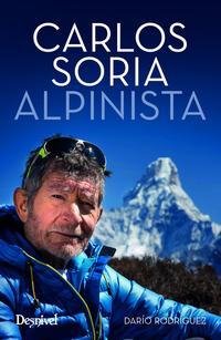 Libro CARLOS SORIA ALPINISTA