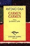 Libro CARMEN, CARMEN