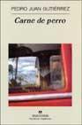 Libro CARNE DE PERRO