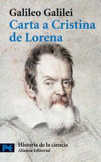 Libro CARTA A CRISTINA DE LORENA Y OTROS SOBRE CIENCIA Y RELIGION