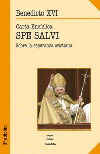 Libro CARTA ENCICLICA SPE SALVI