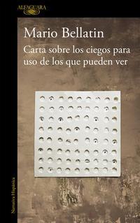 Libro CARTA SOBRE LOS CIEGOS PARA USO DE LOS QUE PUEDEN VER