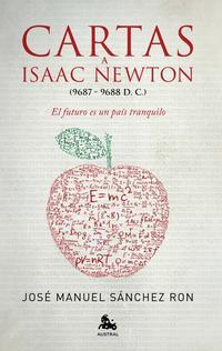 Libro CARTAS A ISAAC NEWTON
