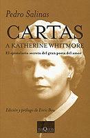 Libro CARTAS A KATHERINE WHITMORE