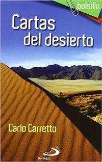 Libro CARTAS DEL DESIERTO
