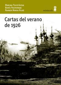 Libro CARTAS DEL VERANO DE 1926