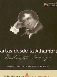 Libro CARTAS DESDE LA ALHAMBRA