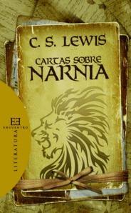 Libro CARTAS SOBRE NARNIA