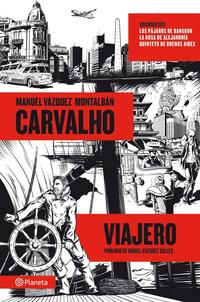 Libro CARVALHO VOL. 6: VIAJERO