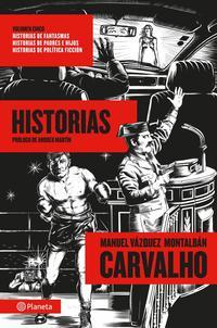 Libro CARVALHO: HISTORIAS