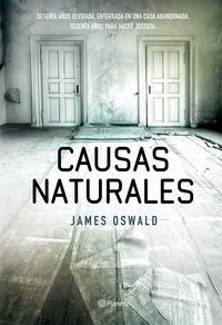 Libro CAUSAS NATURALES