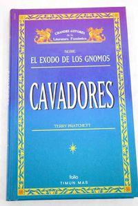 Libro CAVADORES