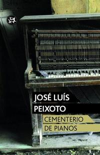 Libro CEMENTERIO DE PIANOS