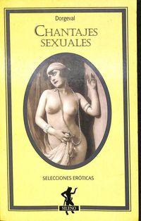 Libro CHANTAJES SEXUALES