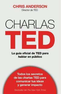 Libro CHARLAS TED