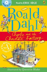 Libro CHARLIE AND THE CHOCOLATE FACTORY