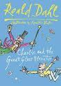 Libro CHARLIE AND THE GREAT GLASS ELEVATOR