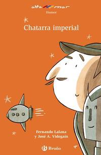Libro CHATARRA IMPERIAL