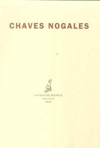 Libro CHAVES NOGALES