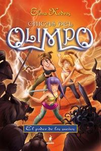 Libro CHICAS DEL OLIMPO 2: EL PODER DE LOS SUEÑOS