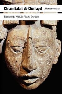Libro CHILAM BALAM DE CHUMAYEL