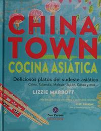 Libro CHINATOWN: COCINA ASIATICA