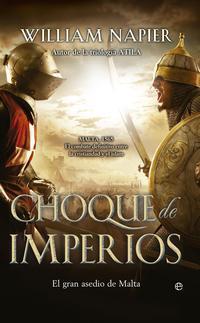 Libro CHOQUE DE IMPERIOS