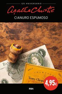Libro CIANURO ESPUMOSO