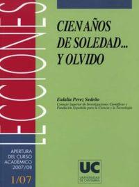 Libro CIEN AÑOS DE SOLEDAD....Y OLVIDO