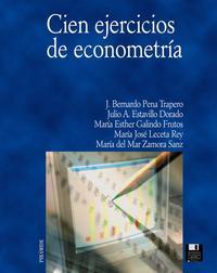 Libro CIEN EJERCICIOS DE ECONOMETRIA