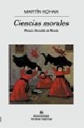 Libro CIENCIAS MORALES