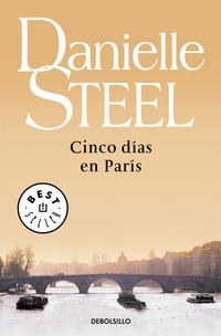 Libro CINCO DIAS EN PARIS