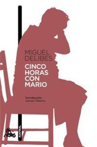 Libro CINCO HORAS CON MARIO