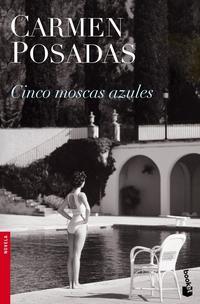 Libro CINCO MOSCAS AZULES