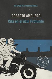 Libro CITA EN EL AZUL PROFUNDO