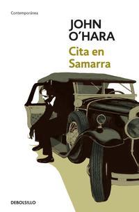 Libro CITA EN SAMARRA
