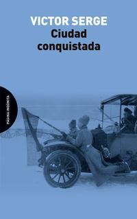 Libro CIUDAD CONQUISTADA