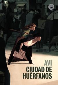 Libro CIUDAD DE HUERFANOS
