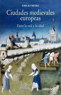 Libro CIUDADES MEDIEVALES EUROPEAS