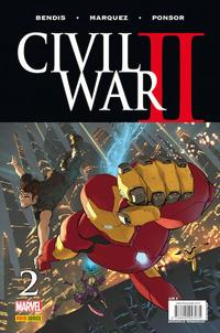 Libro CIVIL WAR II 2