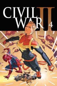 Libro CIVIL WAR II 4