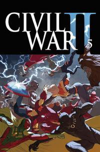 Libro CIVIL WAR II 5