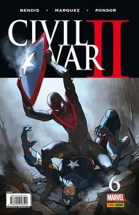 Libro CIVIL WAR II 6