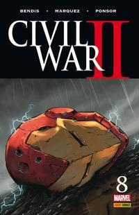 Libro CIVIL WAR II 8