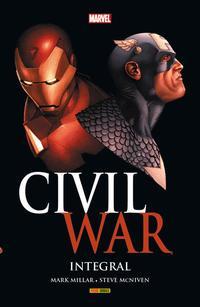 Libro CIVIL WAR: INTEGRAL